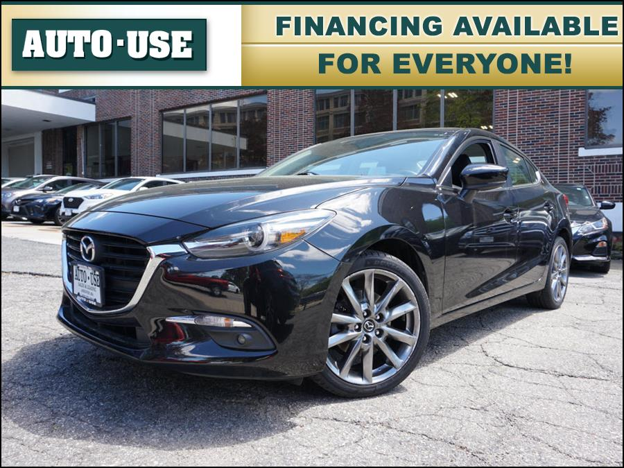 Used 2018 Mazda Mazda3 in Andover, Massachusetts | Autouse. Andover, Massachusetts