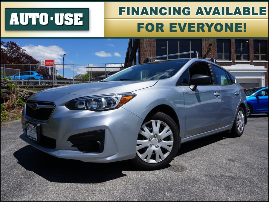 Used 2018 Subaru Impreza in Andover, Massachusetts | Autouse. Andover, Massachusetts