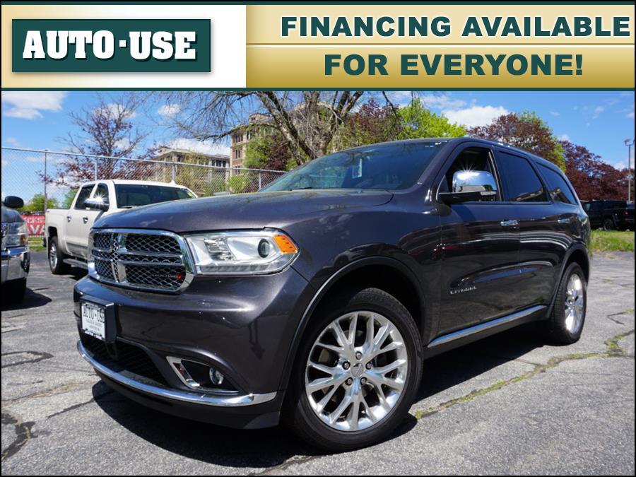 Used 2015 Dodge Durango in Andover, Massachusetts | Autouse. Andover, Massachusetts