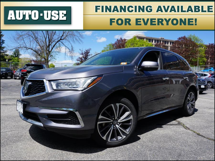Used 2019 Acura Mdx in Andover, Massachusetts | Autouse. Andover, Massachusetts