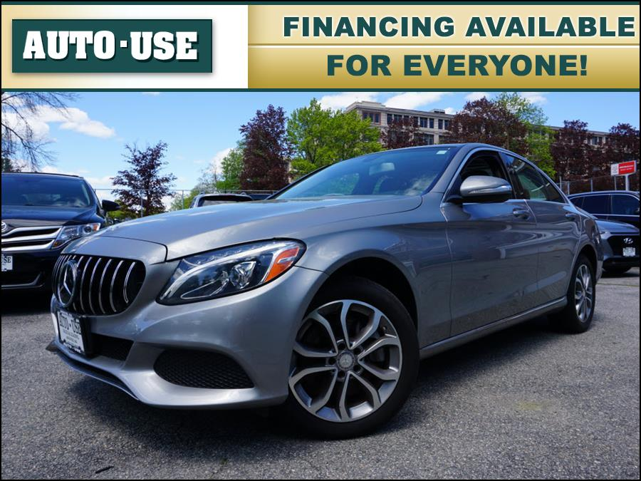 Used 2015 Mercedes-benz C-class in Andover, Massachusetts | Autouse. Andover, Massachusetts