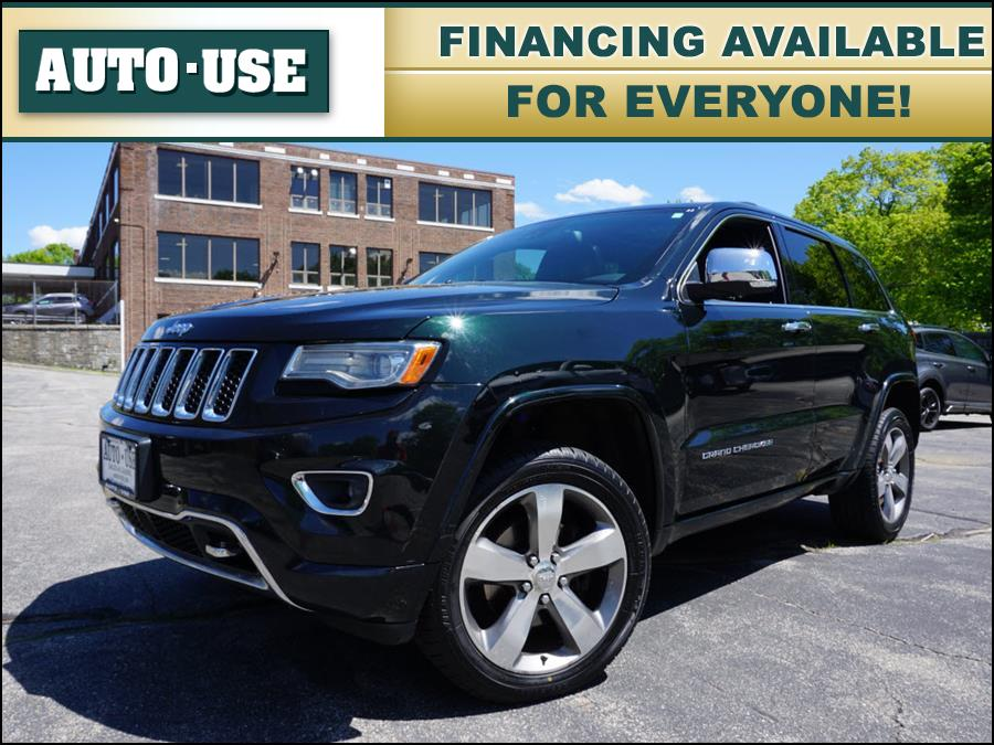 Used 2014 Jeep Grand Cherokee in Andover, Massachusetts | Autouse. Andover, Massachusetts