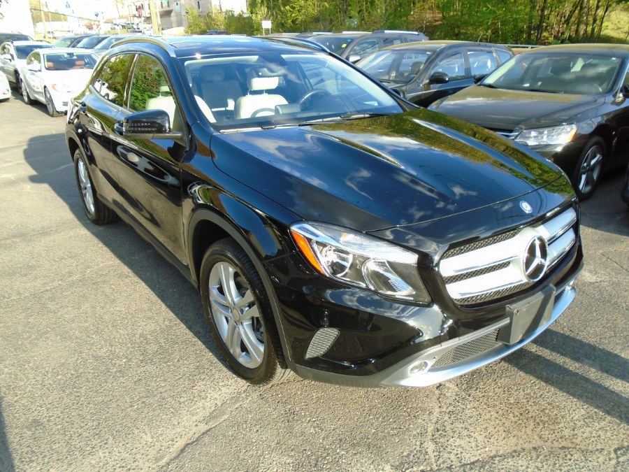 Used 2015 Mercedes-Benz GLA-Class in Waterbury, Connecticut | Jim Juliani Motors. Waterbury, Connecticut