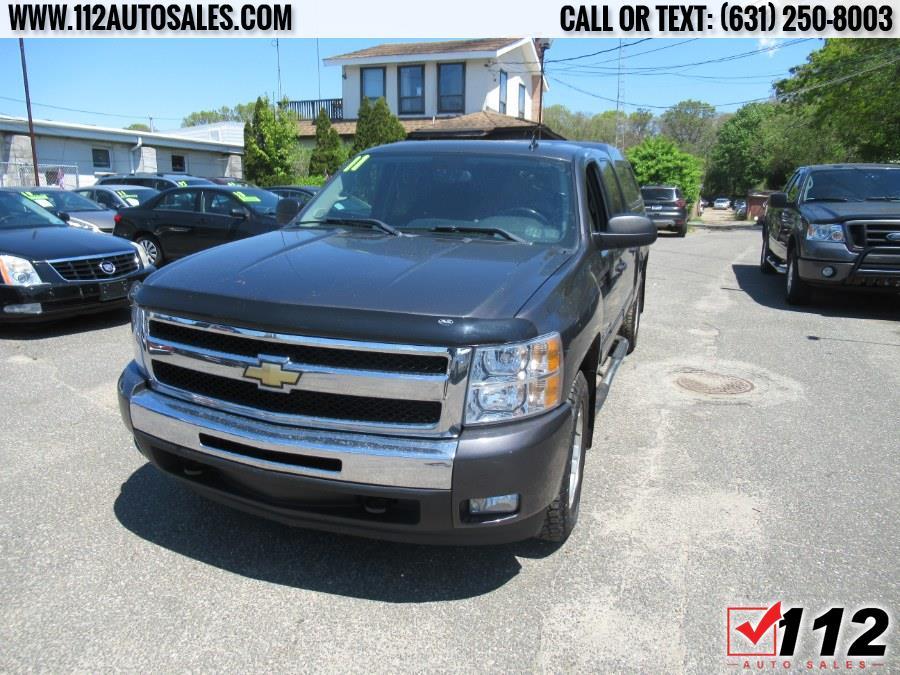 "Used Chevrolet Silverado 1500 4WD Crew Cab 143.5"" LT 2011 | 112 Auto Sales. Patchogue, New York"