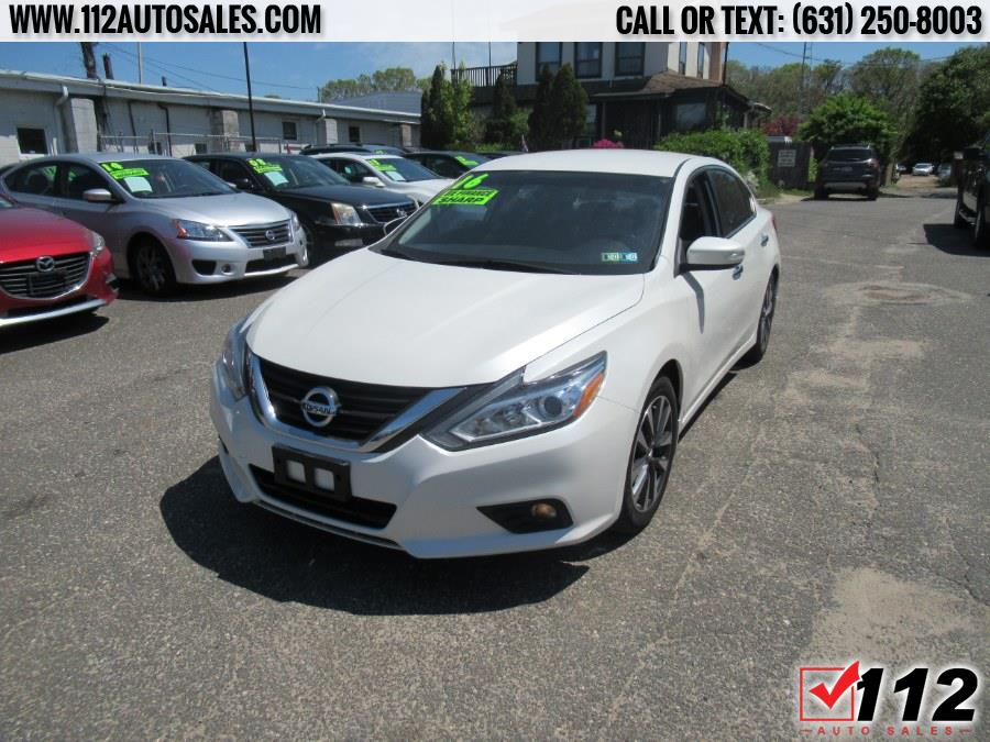 Used Nissan Altima 4dr Sdn I4 2.5 SL 2016 | 112 Auto Sales. Patchogue, New York