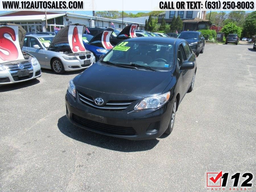 Used Toyota Corolla 4dr Sdn Auto LE (Natl) 2013   112 Auto Sales. Patchogue, New York