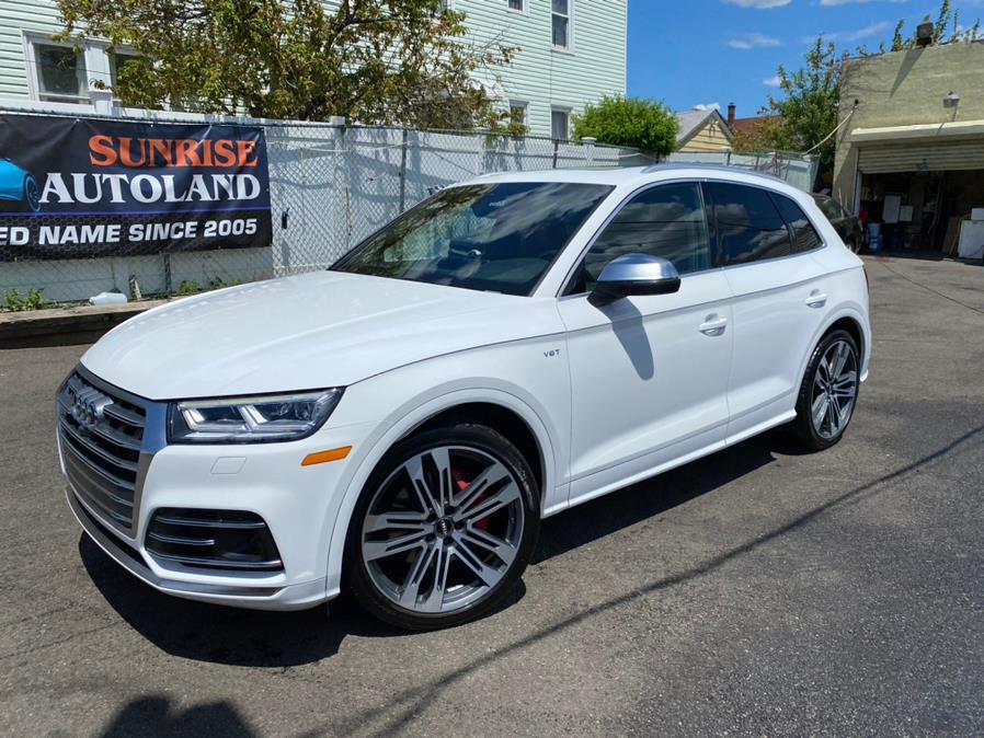 Used 2018 Audi SQ5 in Jamaica, New York | Sunrise Autoland. Jamaica, New York