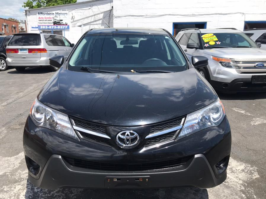 Used Toyota RAV4 FWD 4dr LE (Natl) 2015 | Affordable Motors Inc. Bridgeport, Connecticut
