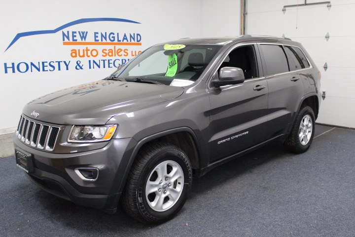 Used 2015 Jeep Grand Cherokee in Plainville, Connecticut | New England Auto Sales LLC. Plainville, Connecticut