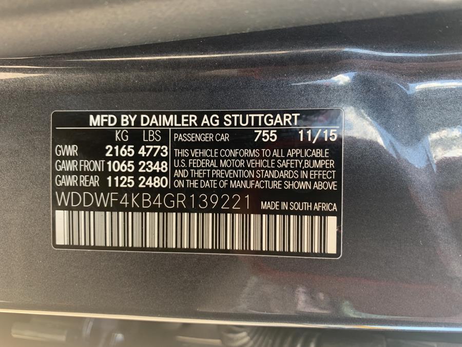 Used Mercedes-Benz C-Class 4dr Sdn C 300 4MATIC 2016 | Sylhet Motors Inc.. Jamaica, New York
