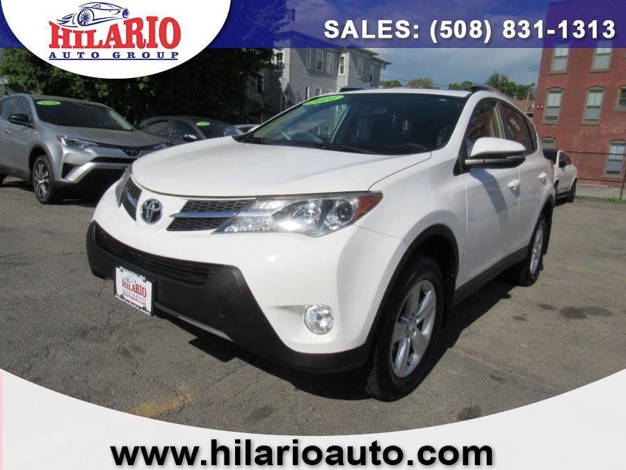 Used 2014 Toyota RAV4 in Worcester, Massachusetts | Hilario's Auto Sales Inc.. Worcester, Massachusetts