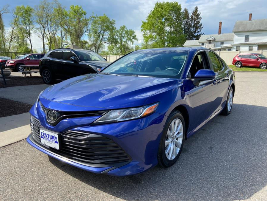 Used 2018 Toyota Camry in East Windsor, Connecticut | Century Auto And Truck. East Windsor, Connecticut