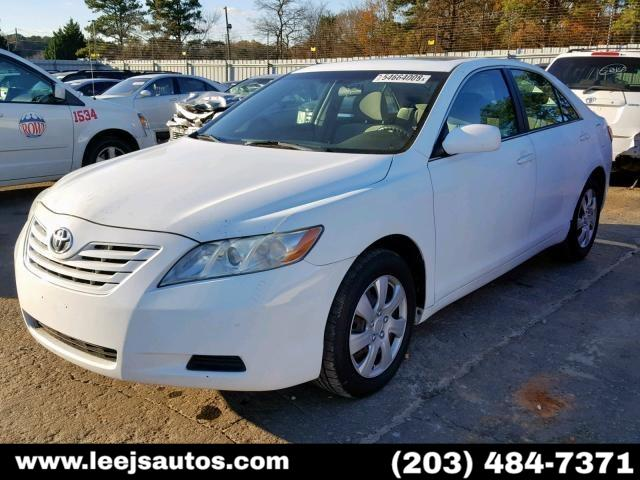Used 2007 Toyota Camry in North Branford, Connecticut | LeeJ's Auto Sales & Service. North Branford, Connecticut