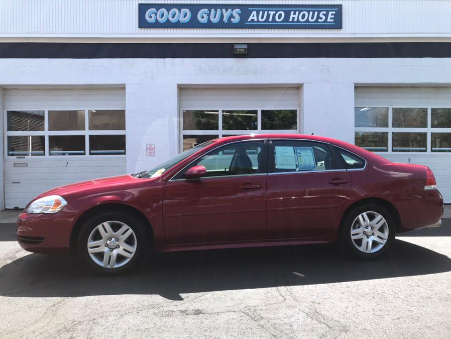 Used 2014 Chevrolet Impala Limited in Southington, Connecticut | Good Guys Auto House. Southington, Connecticut