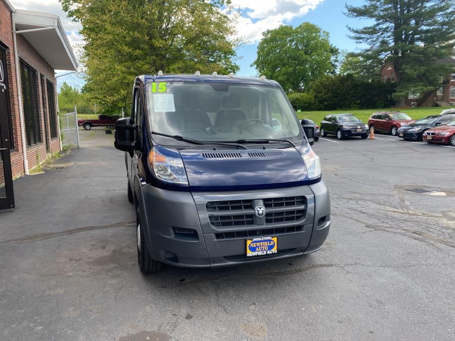 """Used Ram ProMaster Cargo Van 1500 Low Roof 136"""" WB 2015 