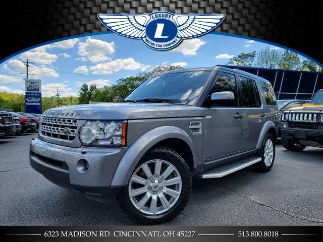Used 2013 Land Rover Lr4 in Cincinnati, Ohio | Luxury Motor Car Company. Cincinnati, Ohio