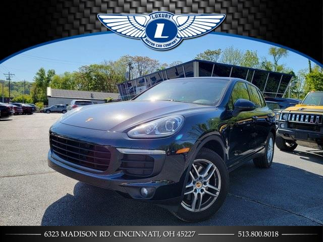 Used 2016 Porsche Cayenne in Cincinnati, Ohio | Luxury Motor Car Company. Cincinnati, Ohio