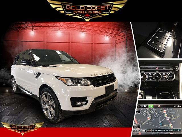 Used Land Rover Range Rover Sport 4WD 4dr HSE 2015 | Sunrise Auto Outlet. Amityville, New York