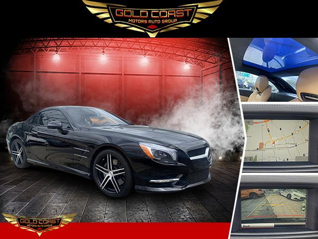 Used Mercedes-Benz SL-Class 2dr Roadster SL 550 2015 | Sunrise Auto Outlet. Amityville, New York