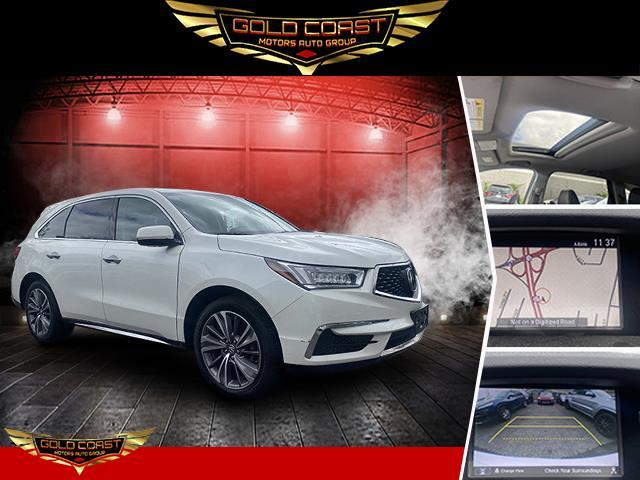 Used Acura MDX SH-AWD w/Technology Pkg 2018   Sunrise Auto Outlet. Amityville, New York