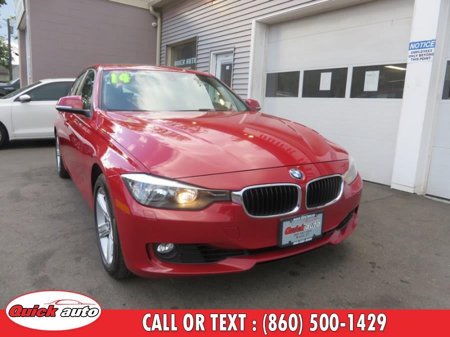 Used 2014 BMW 3 Series in Bristol, Connecticut | Quick Auto LLC. Bristol, Connecticut