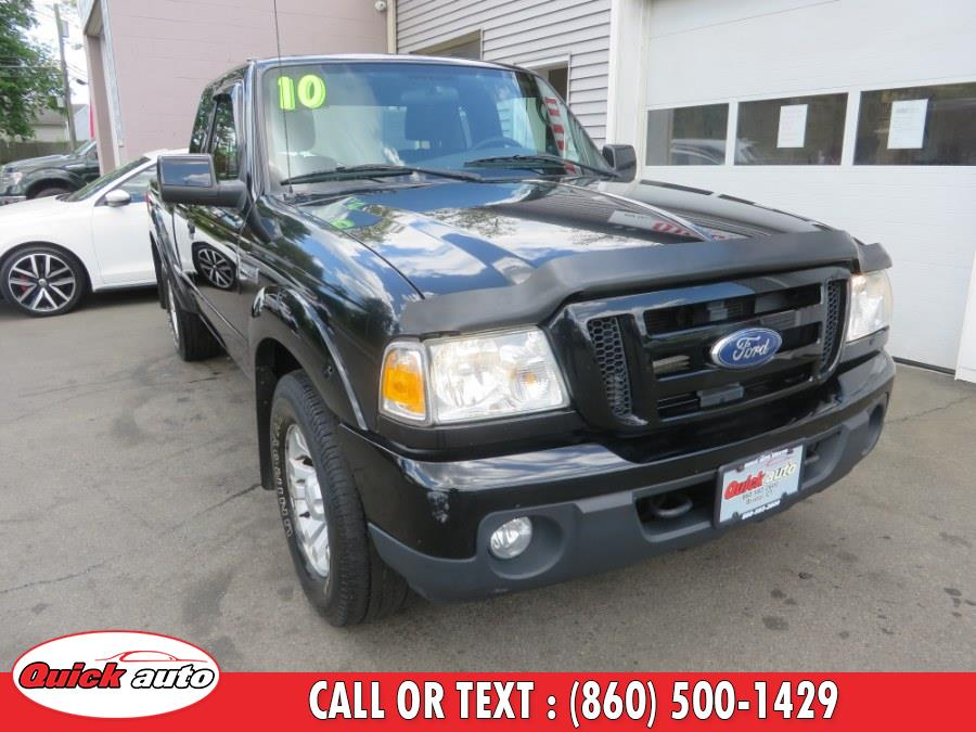 """Used Ford Ranger 4WD 4dr SuperCab 126"""" Sport 2010 