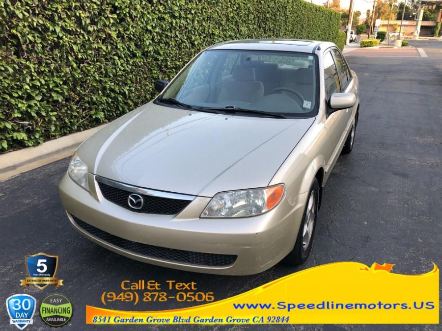 Used 2001 Mazda Protege in Garden Grove, California | Speedline Motors. Garden Grove, California