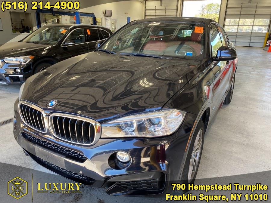 Used BMW X6 xDrive35i Sports Activity Coupe 2018 | Luxury Motor Club. Franklin Square, New York