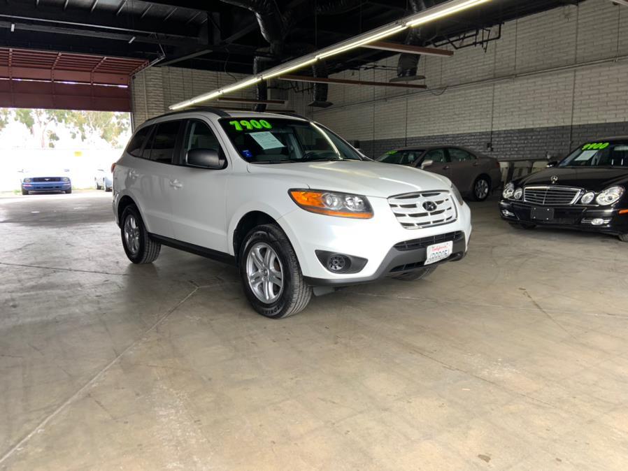 Used Hyundai Santa Fe FWD 4dr I4 Man GLS 2010 | U Save Auto Auction. Garden Grove, California