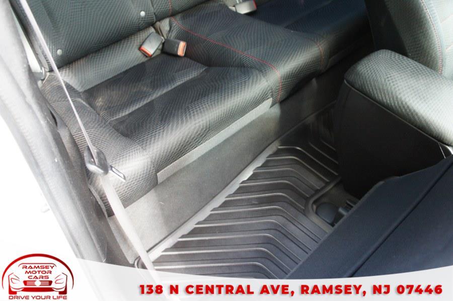 Used Honda Civic Cpe 2dr Man Si 2012 | Ramsey Motor Cars Inc. Ramsey, New Jersey