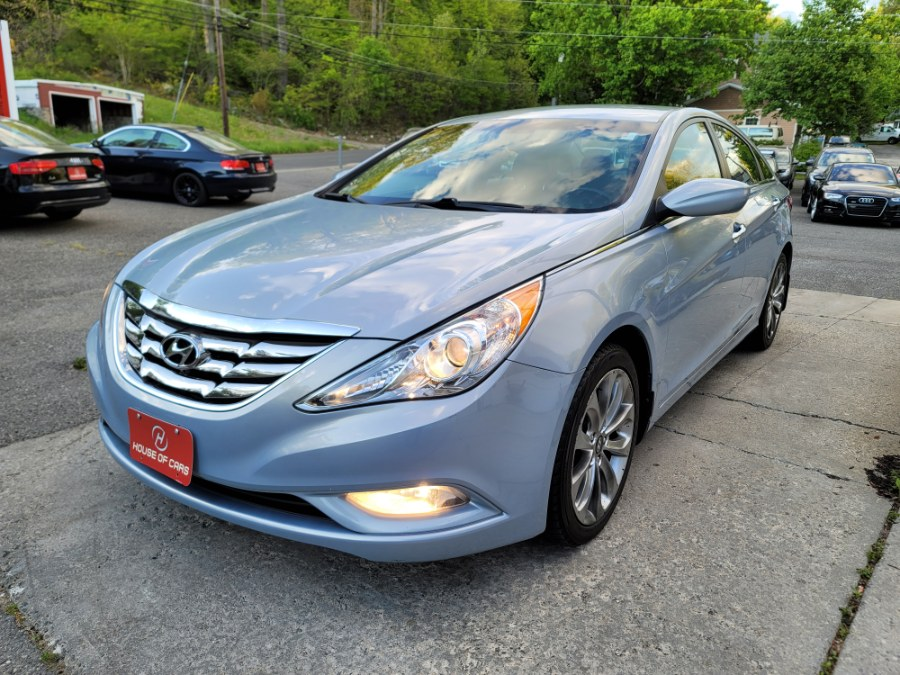 Used Hyundai Sonata 4dr Sdn 2.4L Auto Limited 2012 | House of Cars. Watertown, Connecticut