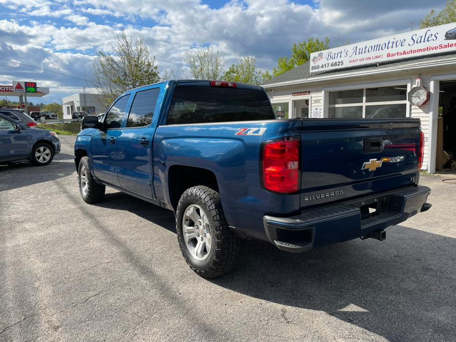 "Used Chevrolet Silverado 1500 4WD Crew Cab 143.5"" LT w/1LT 2018 | Bart's Automotive Sales. Watertown, Connecticut"