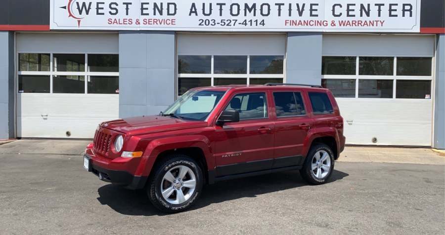 Used 2011 Jeep Patriot in Waterbury, Connecticut | West End Automotive Center. Waterbury, Connecticut
