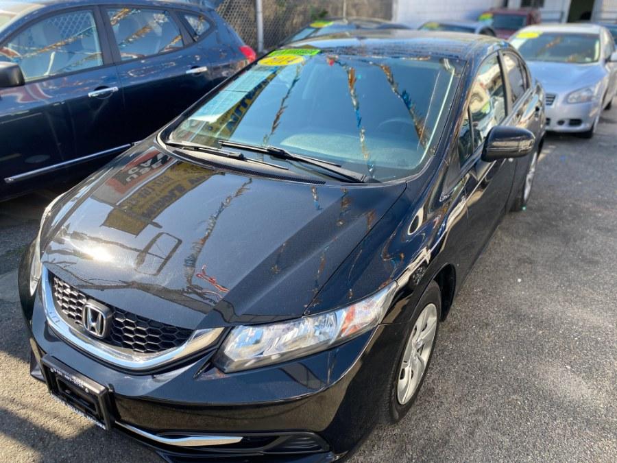 Used 2014 Honda Civic Sedan in Middle Village, New York | Middle Village Motors . Middle Village, New York
