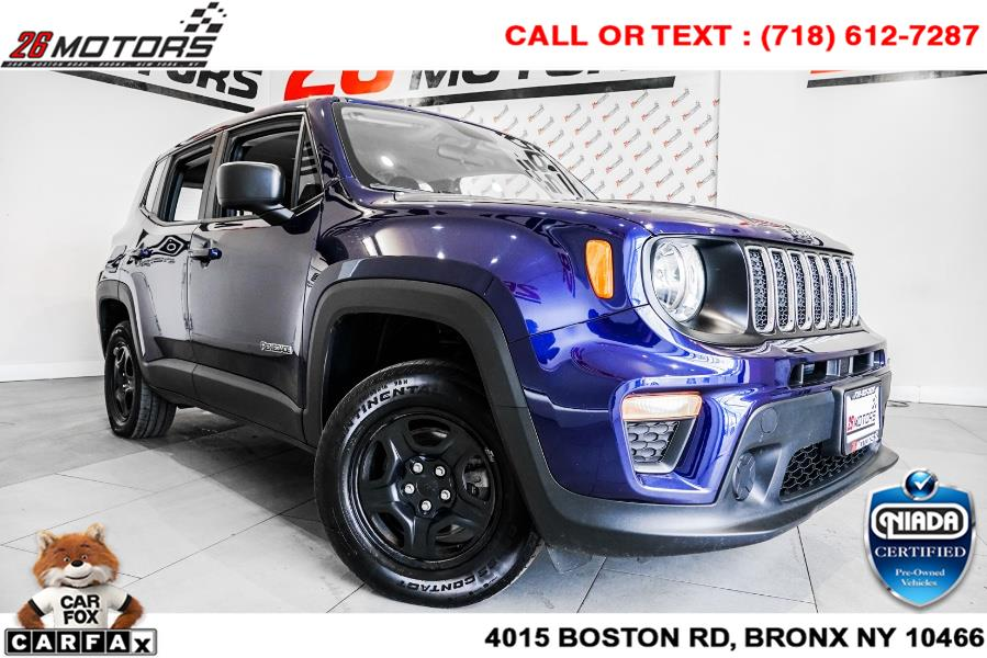 Used Jeep Renegade Sport 4x4 2019 | 52Motors Corp. Woodside, New York