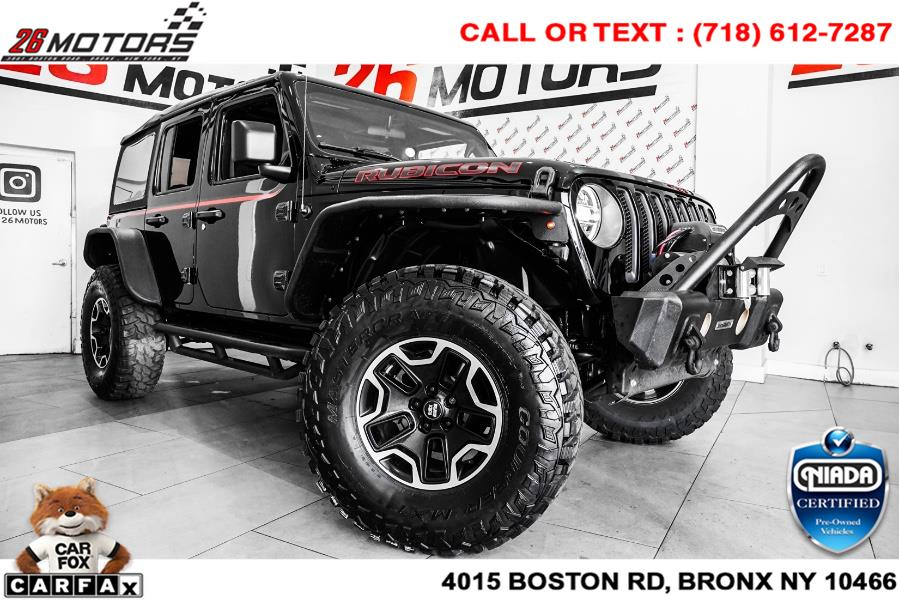 Used 2021 Jeep Wrangler in Woodside, New York | 52Motors Corp. Woodside, New York