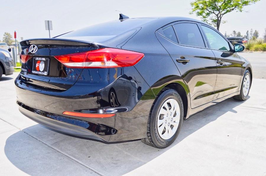 Used Hyundai Elantra SE 2.0L Auto (Alabama) 2017   Fusion Motors Inc. Moreno Valley, California