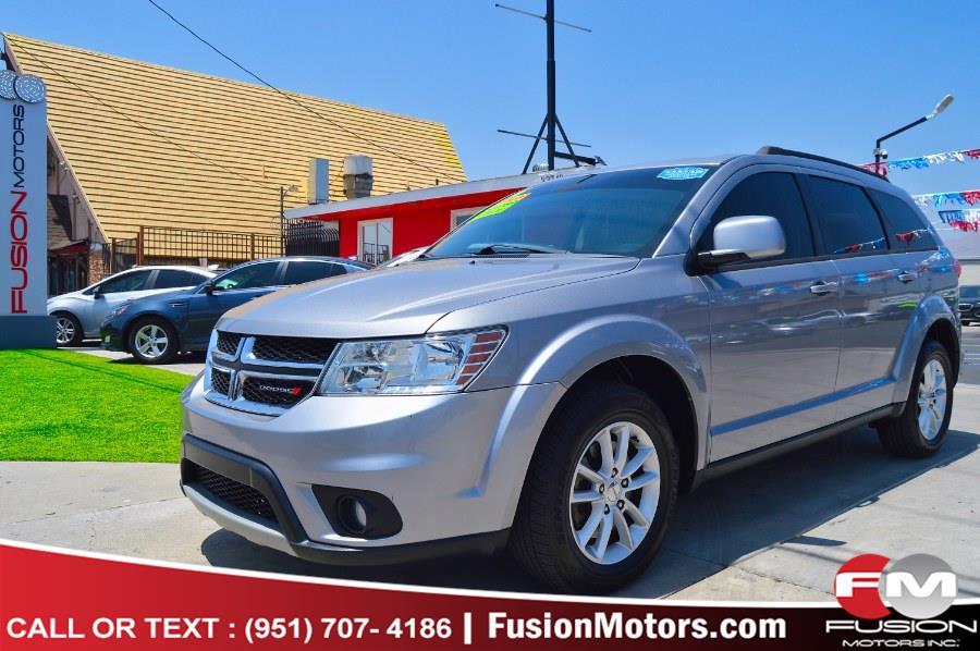 Used Dodge Journey FWD 4dr SXT 2015 | Fusion Motors Inc. Moreno Valley, California