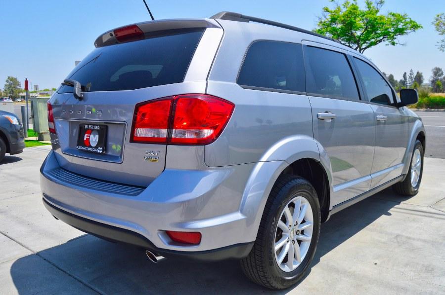 Used Dodge Journey FWD 4dr SXT 2015   Fusion Motors Inc. Moreno Valley, California