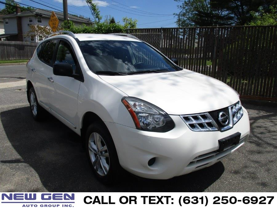 Used 2015 Nissan Rogue Select in West Babylon, New York | New Gen Auto Group. West Babylon, New York