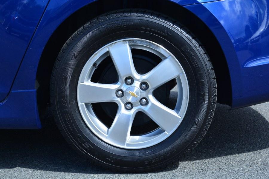 Used Chevrolet Cruze 4dr Sdn LT w/1LT 2012   Longmeadow Motor Cars. ENFIELD, Connecticut