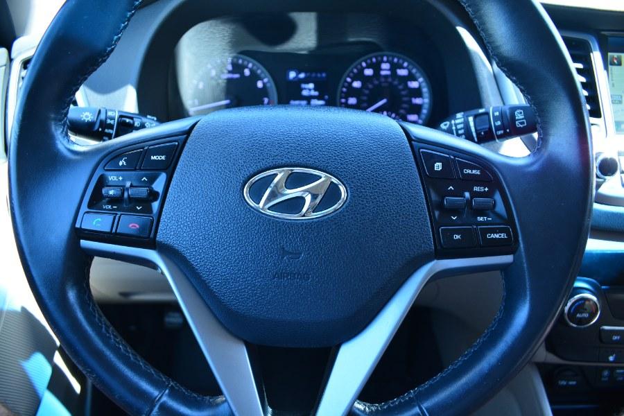 Used Hyundai Tucson FWD 4dr Limited 2016   Longmeadow Motor Cars. ENFIELD, Connecticut