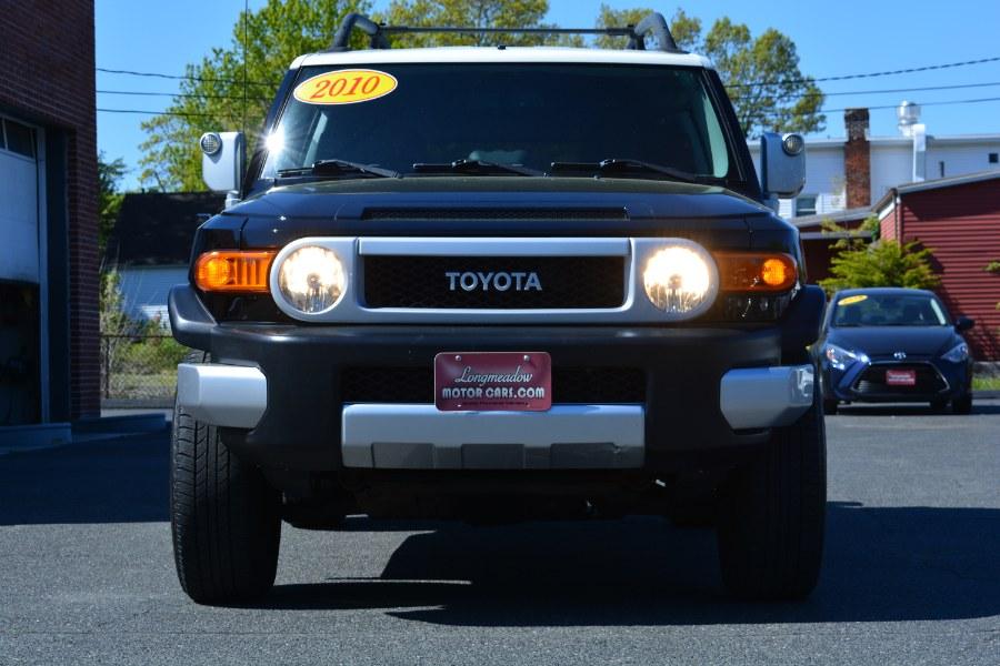 Used Toyota FJ Cruiser 4WD 4dr Auto 2010 | Longmeadow Motor Cars. ENFIELD, Connecticut