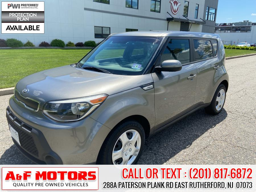 Used 2015 Kia Soul in East Rutherford, New Jersey | A&F Motors LLC. East Rutherford, New Jersey