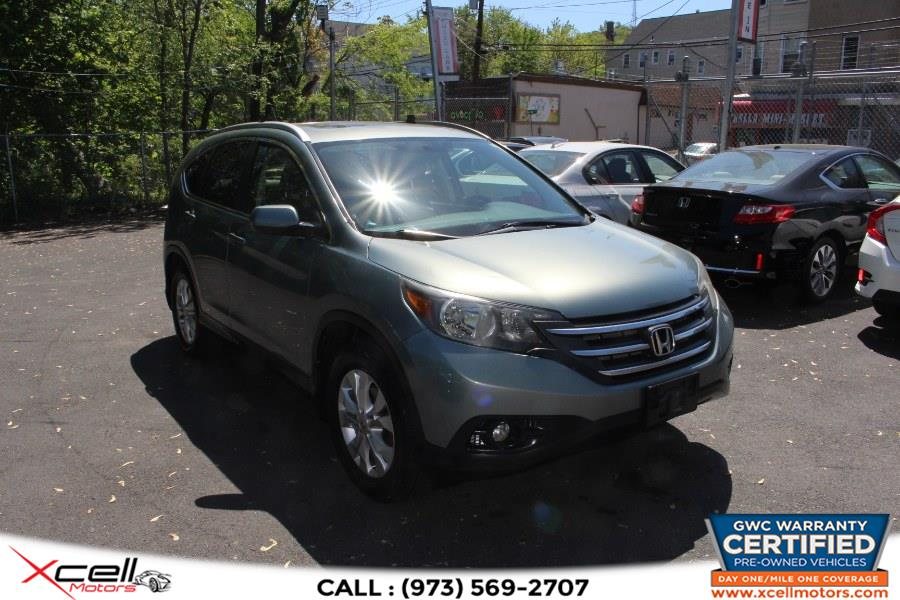 Used 2012 Honda CR-V EX in Paterson, New Jersey | Xcell Motors LLC. Paterson, New Jersey