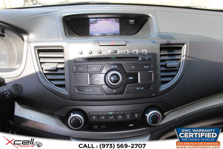 Used Honda CR-V EX 4WD 5dr EX 2012 | Xcell Motors LLC. Paterson, New Jersey