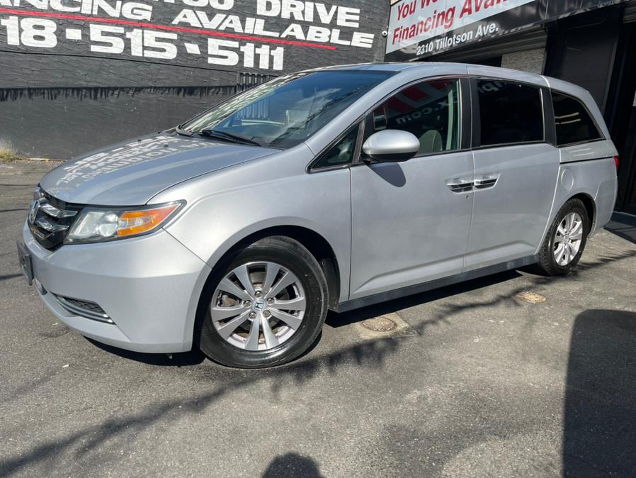 Used Honda Odyssey 5dr EX-L w/Navi 2015 | Champion Auto Sales Of The Bronx. Bronx, New York