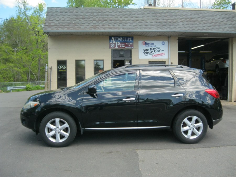 2009 Nissan Murano AWD 4dr S, available for sale in Bristol, CT