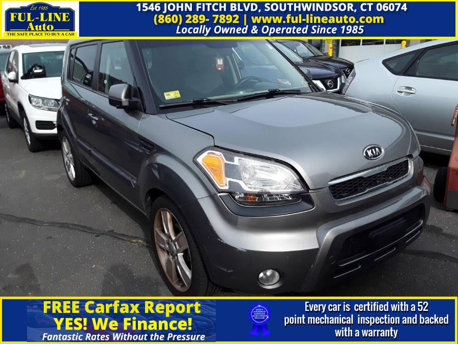 Used 2011 Kia Soul in South Windsor , Connecticut   Ful-line Auto LLC. South Windsor , Connecticut
