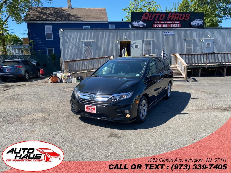 Used 2019 Honda Odyssey in Irvington , New Jersey | Auto Haus of Irvington Corp. Irvington , New Jersey